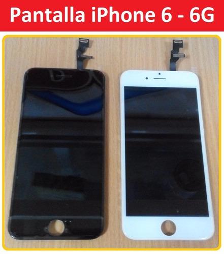 pantalla y tactil completa iphone 6 san borja