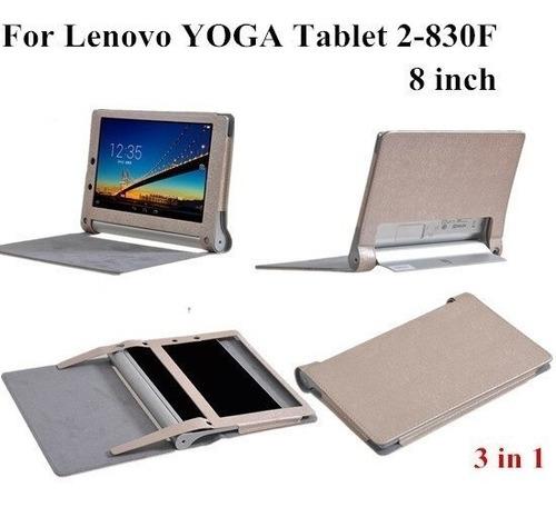 pantalla y tactil tablet 8 pulgadas  lenovo yoga 2 yt2 830m