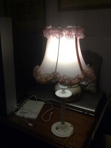 pantallas americanas,lamparas,fabrica,mesa,techo,pared,