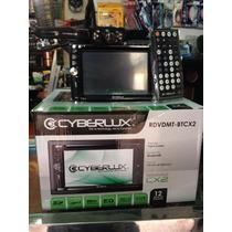 Reproductor De Pantalla Cyberlux Con Camara De Retroceso