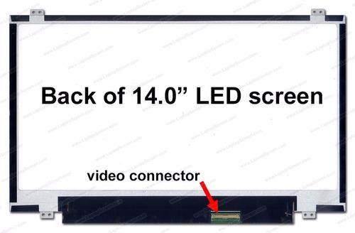pantallas display laptops lcd & led nuevos y con garantia