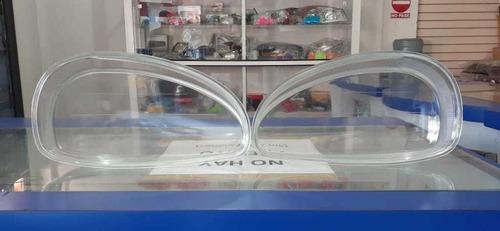 pantallas faros delanteros chevrolet corsa vidrio ref25