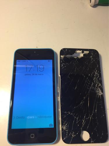 pantallas iphone 4 5 y 6