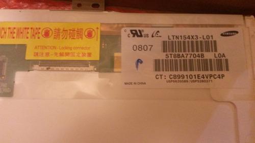 pantallas laptop led/lcd mac,hp,toshiba,sony,acer,dell,lenov