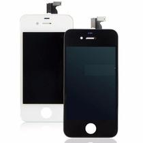 Pantalla Completa Iphone 4-4s Negra -blanca