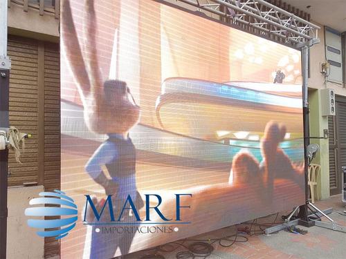pantallas led gigantes 100% nuevas