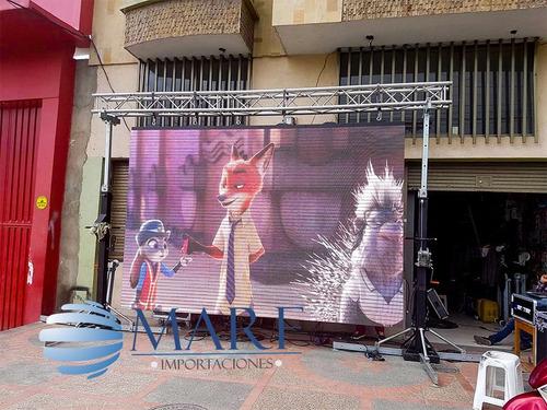 pantallas led gigantes p5 exterior disponible producto nuevo