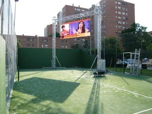 pantallas led p16 alquiler / montaje/ retal para todo evento