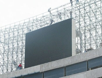 pantallas led, servicio tecnico, mantenimiento e instalacion