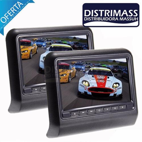 pantallas para cabecera de carros dvd juegos kit completo