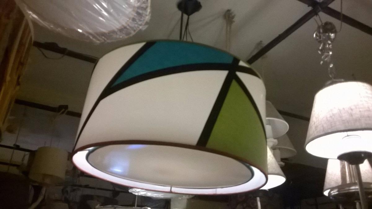 Pantallas para lamparas colgantes artesanal fabrica for Fabricas de muebles en montevideo uruguay