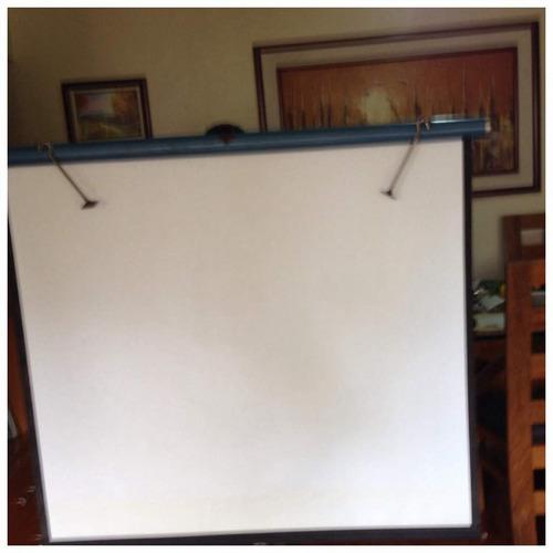 pantallas para proyectar 1.20 x 1.25