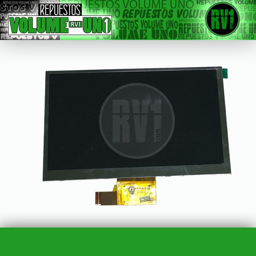 pantallas para tablet acer iconia b1-720