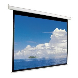 pantallas  proyección eléctrica 120 pulg 2,43 mts x 1,83 mts