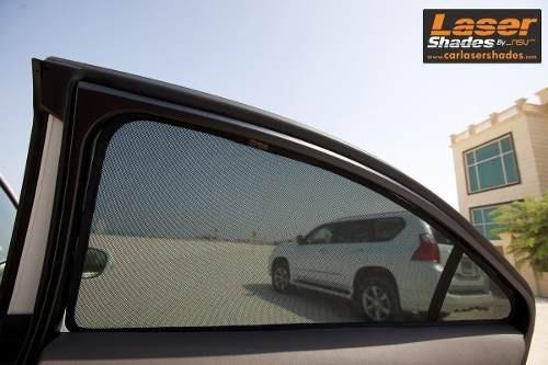 pantallas solares para disminuir el calor para hilux 2008