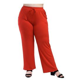 Pantalón  Morley Mujer Talle  Grande Verano