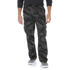 Pantalon  Wrangler Camuflado Niño O Adolescente Talla12 25 V