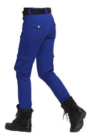 Mujer PantalonesJeans Laterales Bolsillos Y Con Pantalon 8nXZNk0wOP