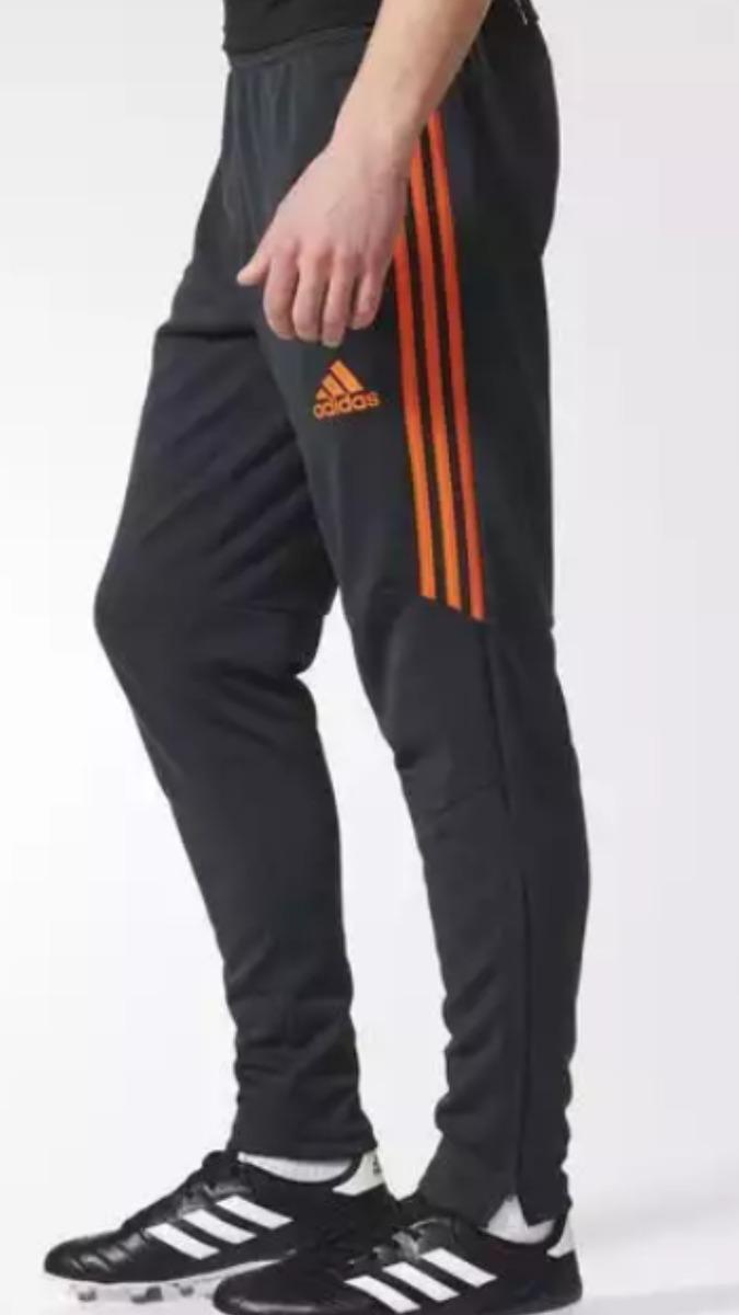 daa542960bf pantalón adidas chupin tiro 17. gris rojo. Cargando zoom.