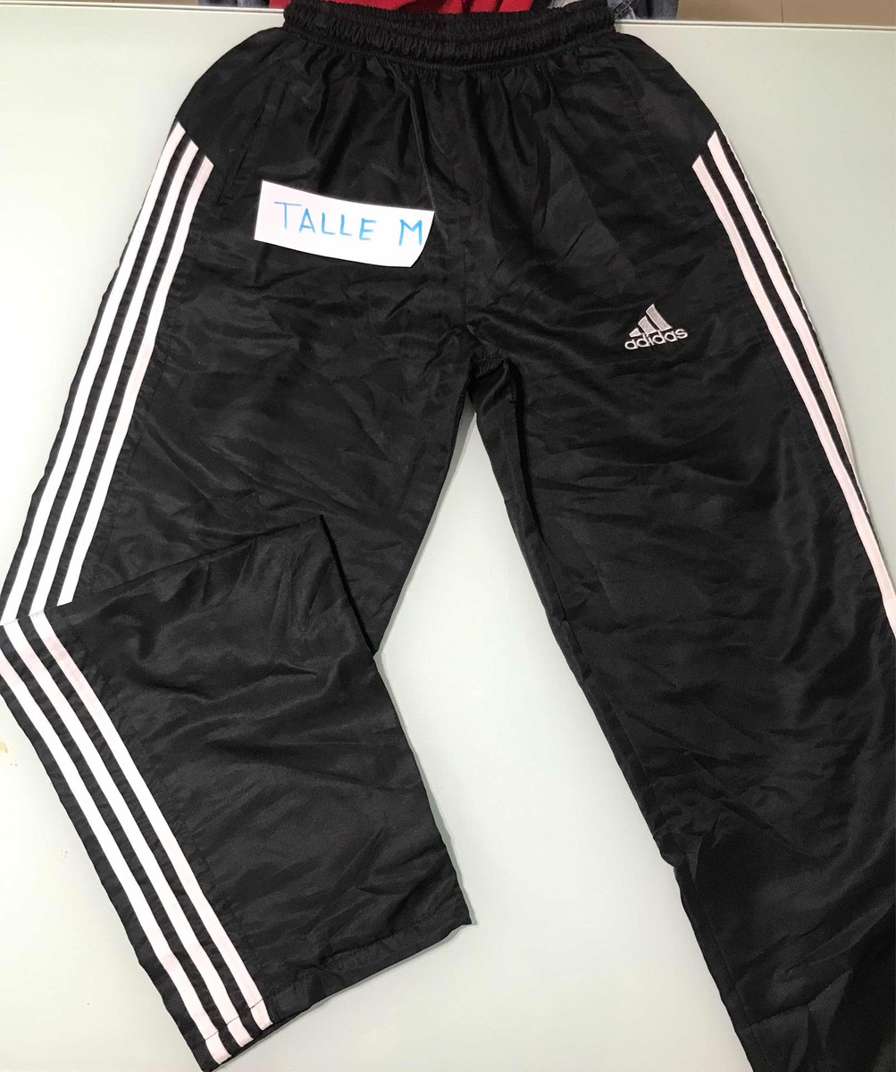 0feb62f2f1b7d pantalon adidas impermeable talle l   original. Cargando zoom.