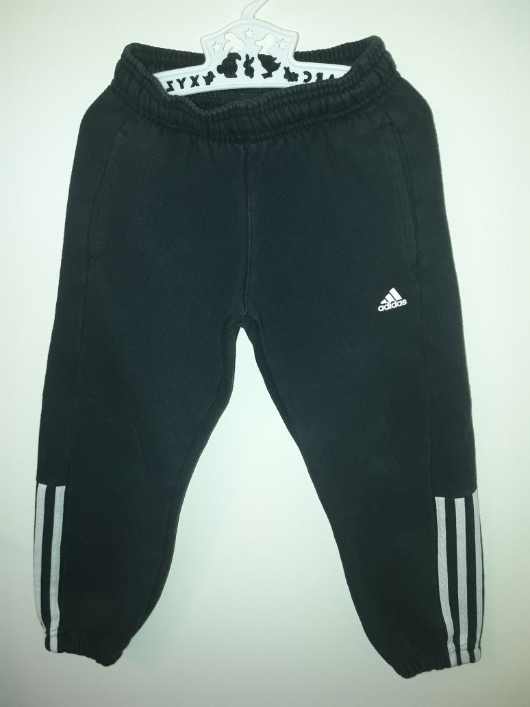 pantalon adidas jogging niño talle 5 6 años. Cargando zoom. ab5afab9d7f0