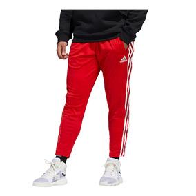 Pantalon Adidas Rojo Hombre Pantalones Pantalones, Jeans y