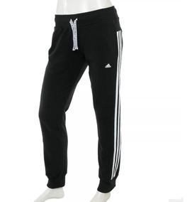 Algodon Pantalon Ess Adidas Puño 3s Pant Mujer 0wnkOP