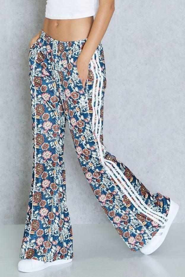 Pantalon Cirandeira Mujer Adidas Originals 10 Acampanado rTFrqP