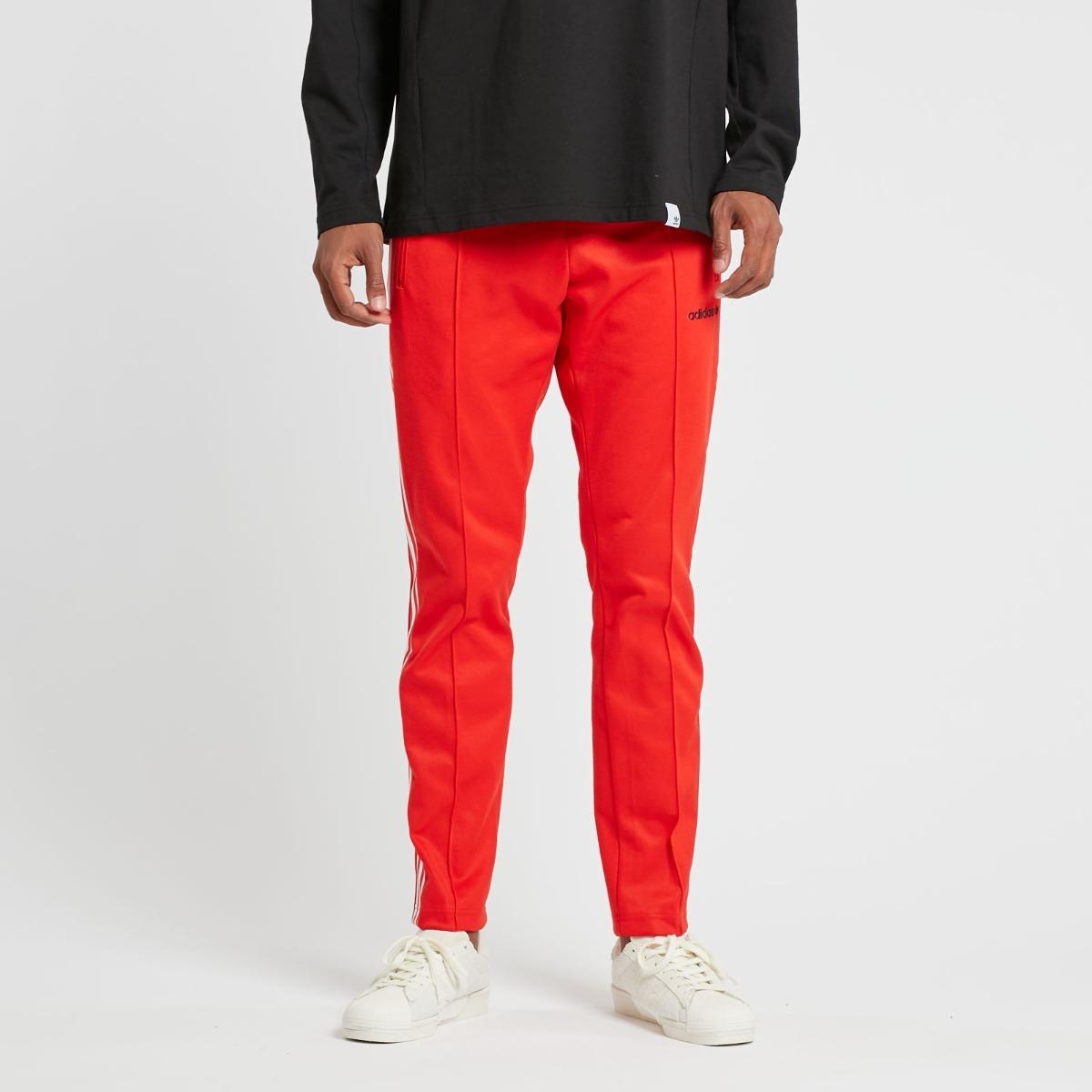 00 Pantalon 1 Adidas En Block 799 Originals Tapere Beckenbauer SSTzAf0q
