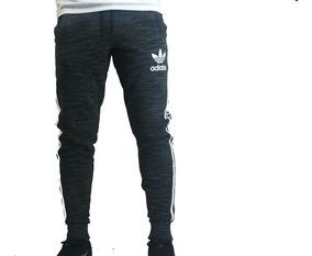 Puño Deporfan adidas Con Hombre Pantalon Originals Negro nwk8OX0P