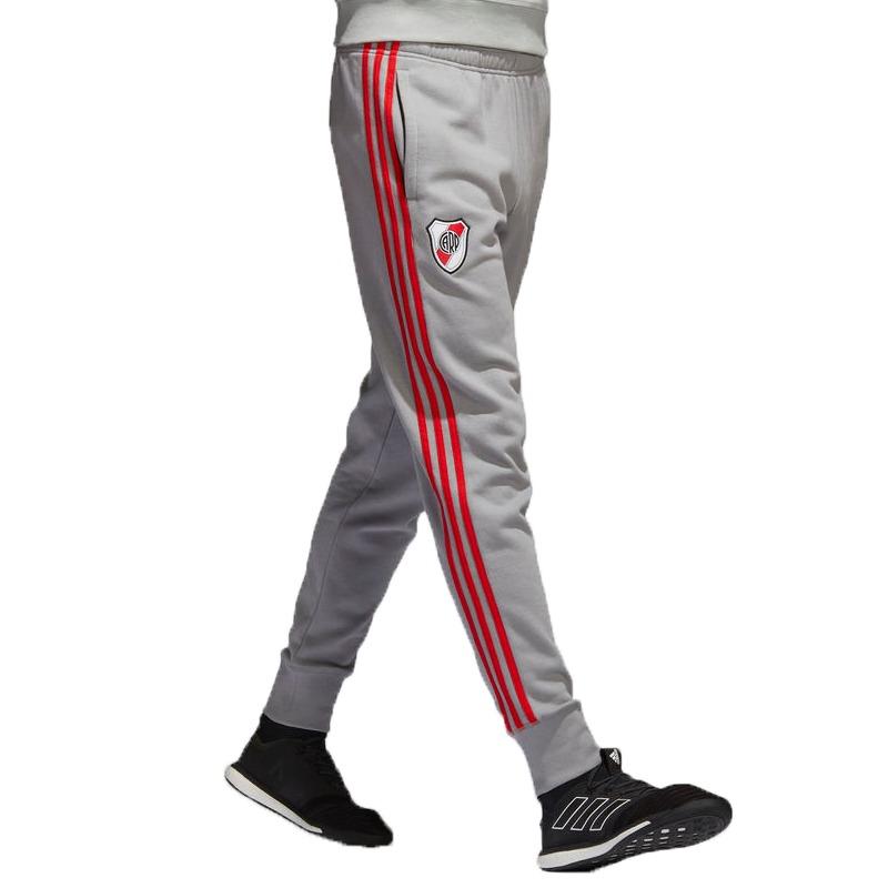 Chupin Pantalon Grsroj Plate Algodon River Adidas 3 Tiras tQhrds