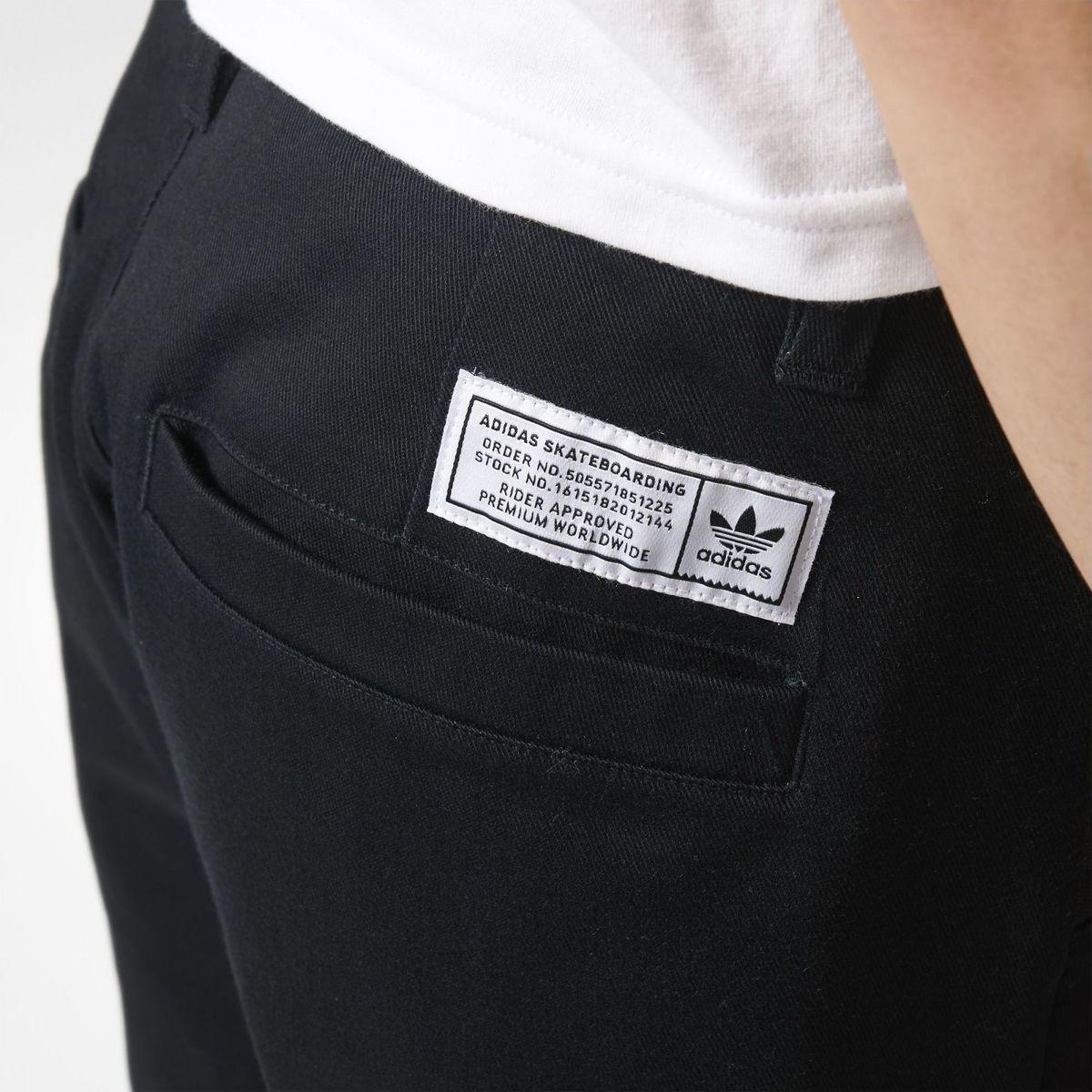 pantalón adidas skateboarding chino adi hombre skate. Cargando zoom. e93e6d49257
