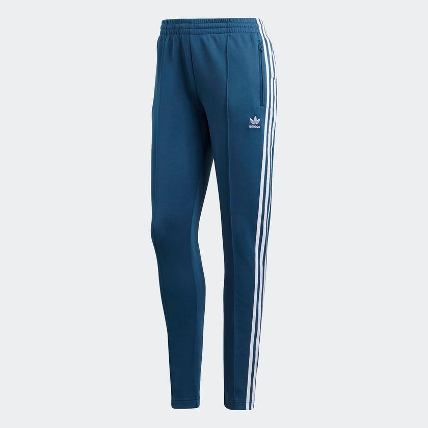 adidas Mujer Azul Sst Pantalón Originals fbY7g6y