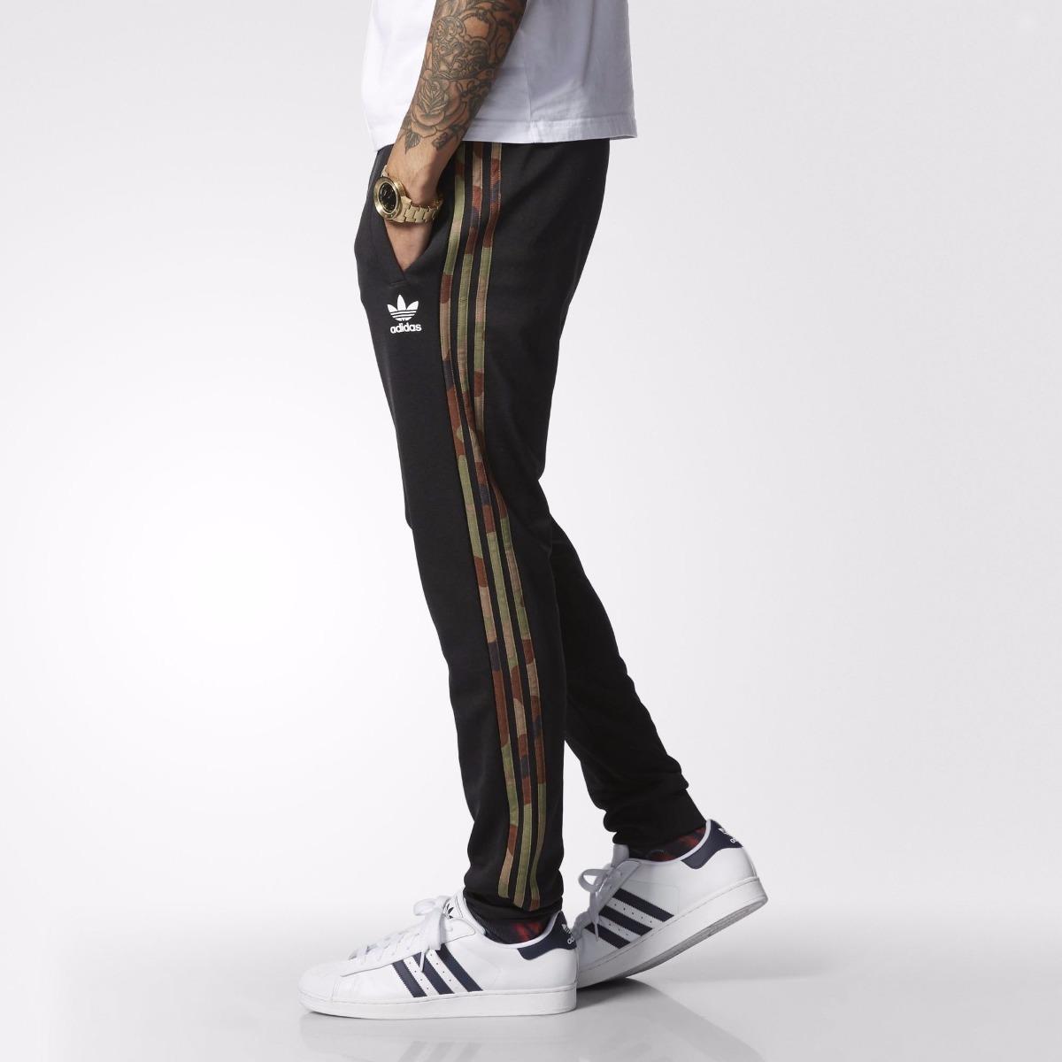 Camo 1 Cuffed 599 Superstar Libre 00 Pantalon Adidas En 17 Mercado qxOEw7UtX