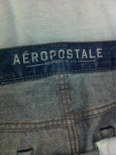 pantalón aeropostale 33x32