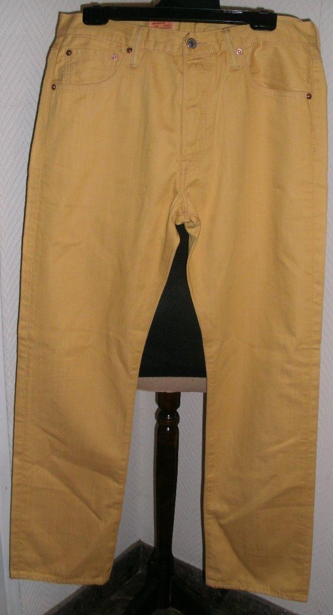 Pantalón Talle 1 Libre 32 Amarillo Mercado Levis 800 00 Marca En xxrUBqw 90ff4ab5351