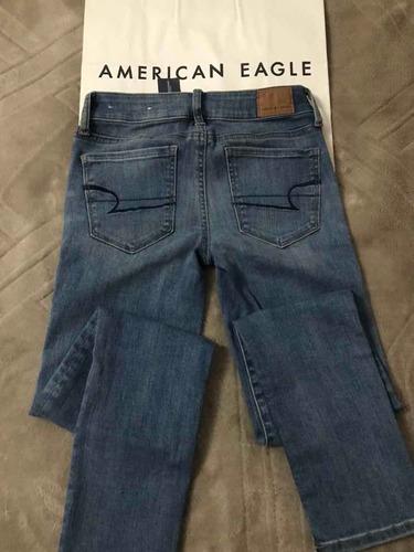 pantalón american eagle talla 00