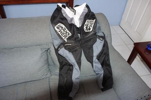 pantalon answer acolchado talla 32