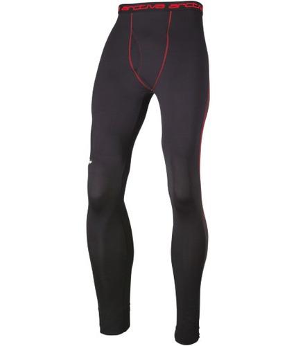 pantalón arctiva insulator s6 hombre gramaje fuerte negro sm