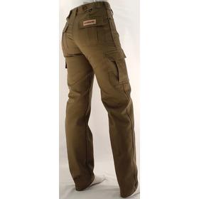 Pantalon Azabache Cargo Dama T: 34-50 (70072)