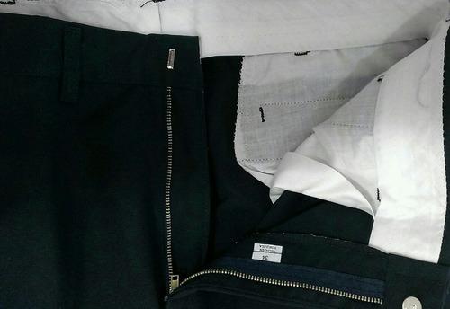 pantalon azul marino d2 bombero talla 34