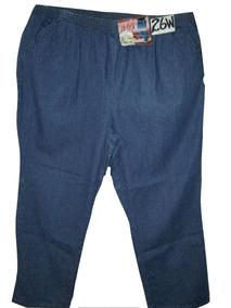 e3fe27d2c5 Jeans Pantalon Mezclilla Recto Azul Marino Talla 27 O M - Jeans de ...