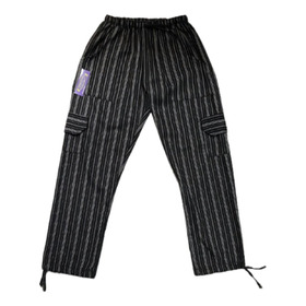 Pantalón Bali Rayado Artesanal Talles 5 Y 6 Unisex Adultos