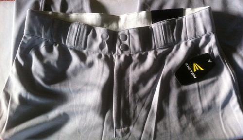 pantalón baseball softball marca easton pro100% poliester