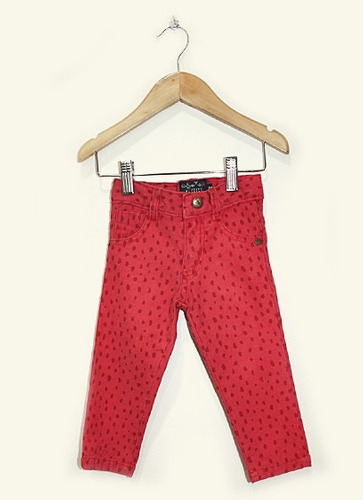pantalon bebe chupin gabardina elastizada. super canchero