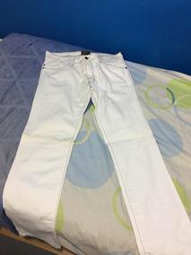 Pantalon Vestir Blanco Hombre Pantalones De Zara Pantalones Jeans Y Joggings De Hombre Azul Claro En Mercado Libre Argentina