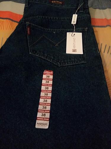 pantalon blu jean marca marchal