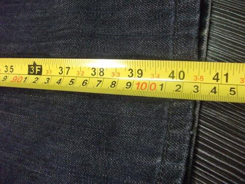 pantalon blue jeans guess 36x32 caballero usadotienda virtu