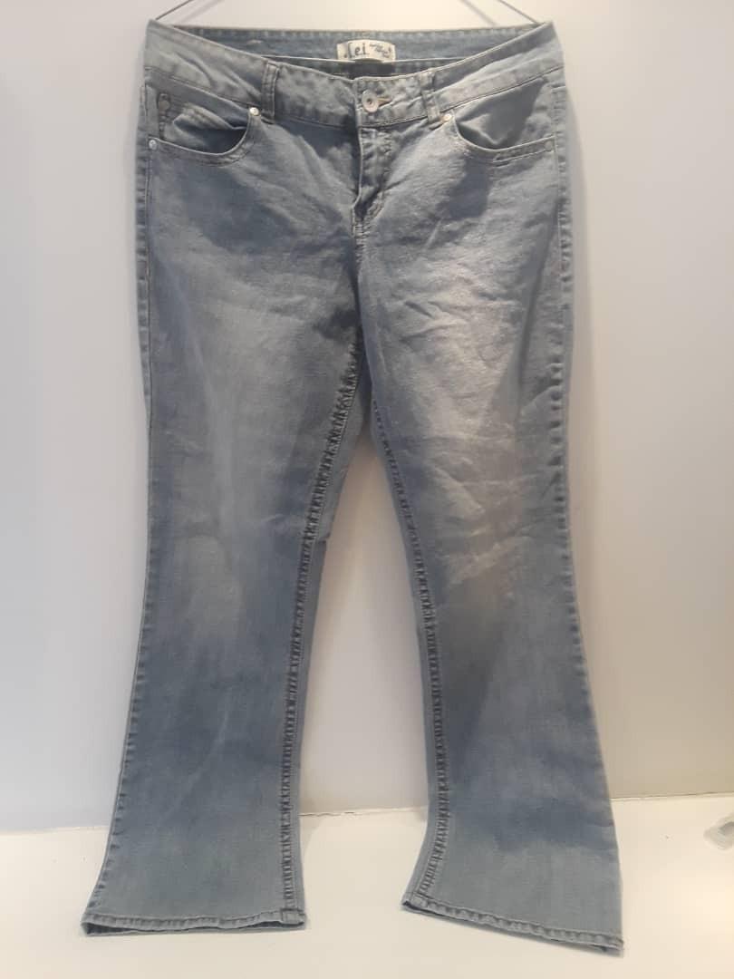 0f5f3f17ea41d pantalón blue jeans para dama talla 11. Cargando zoom.