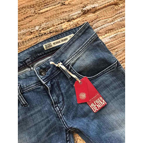 Pantalón Blue Jeans Tommy Hilfiguer Original
